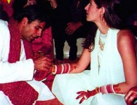 Akshay kumar ewdding with twinkle khanna