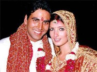Akshay kumar marrying twinkle khanna