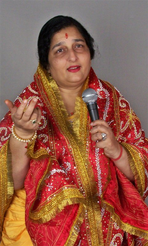 Anuradha Paudwal Photos, Pictures, Wallpapers,