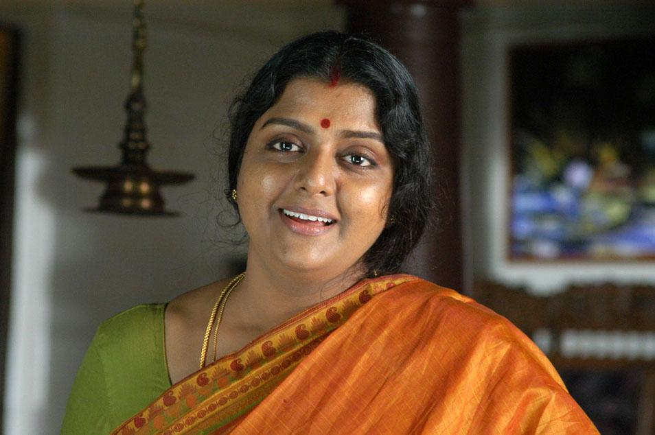 bhanupriya family photos