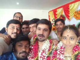 Chalaki chanti wedding with shetha