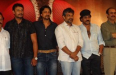 Darshan thoogudeep with sudeep and ravichandran