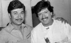 Dr rajkumar and vishnuvardhan together on dr raj's birthday