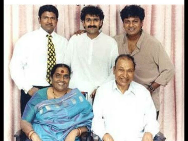Image result for rajkumar family