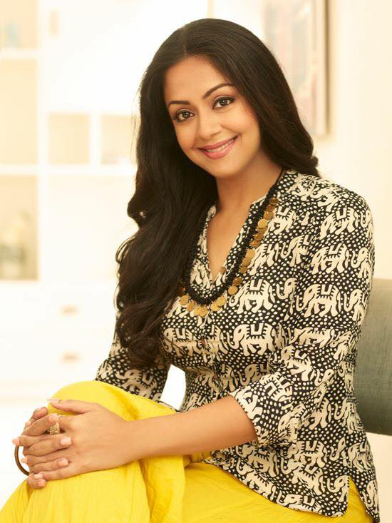 jyothika and surya love story