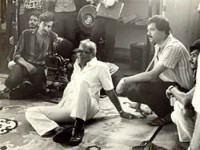 K balachandar on set
