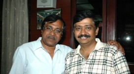 K. c. n. chandru and his brother kcn mohan.