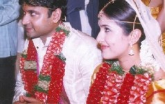 Keerthi reddy wedding with suman