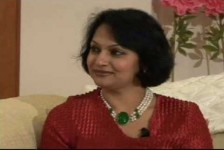 Madhavi from a recent interview