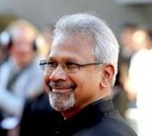 Mani ratnam at the premiere of his movie raavan