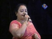 Manjula gururaj singing in tv show