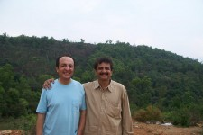 Mano murthy with jayanth kaikini