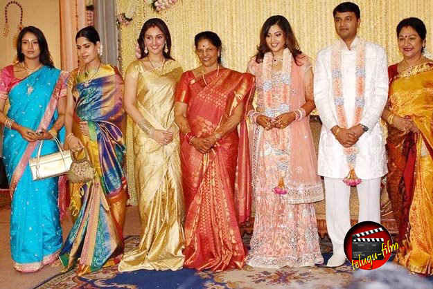 Meena S Wedding