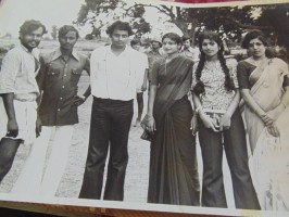 Nagesh kashyap in youth