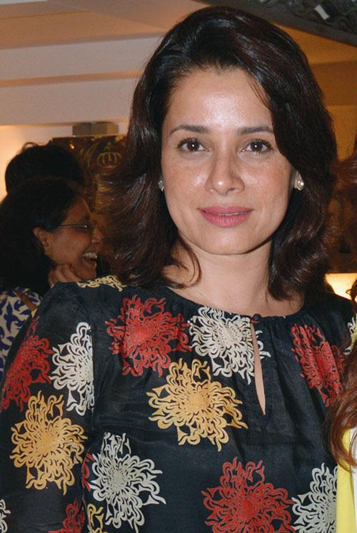 Neelam Kothari, Seema Khan & Nandita Mahtani at Planet Hollywood ...