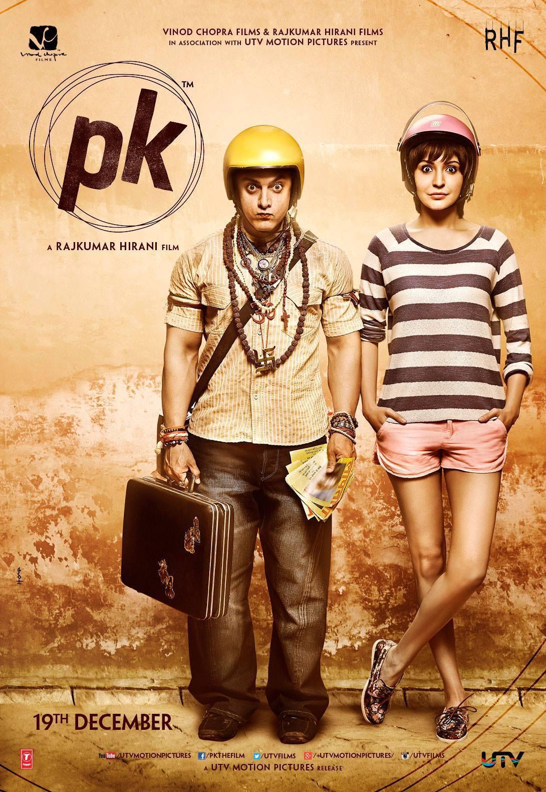 Aamir New Movie Peekay
