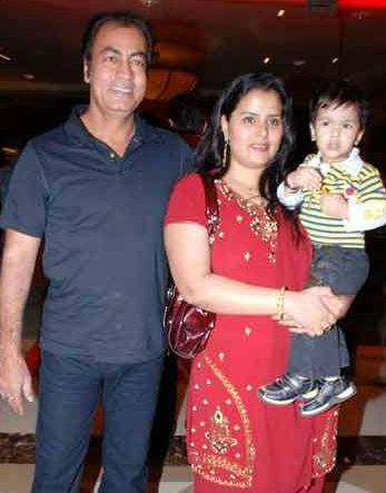 Pradeep Rawat family: Wife Kalyani, and Son