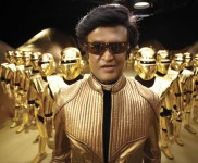 Rajinikanth in enthiran (robot)
