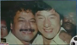 Ramakrishna and  jackie chan