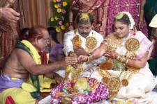 Ravali wedding neeli krishna