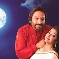 Roopkumar rathod with his wife sunali