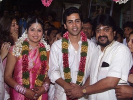 Sangeetha krish wedding photo