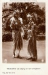 Seeta devi and himansu rai in prem sanyas 1925 movie