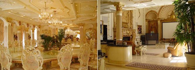 Shahrukh Khan Mumbai Bandra Inside House Mannat Photos 2