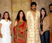 Srujan lokesh wedding greeshma