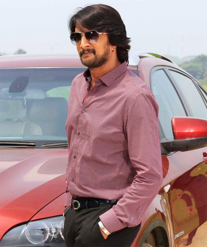 Kiccha Sudeep HD Photos, Sudeep Images, Wallpapers, Pictures