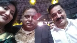 Sumalatha, ambarish with tamil superstar kamal hassan