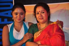 Sumithra with her daughter nakshathra babu