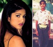 Sunny leone teen age picture