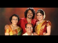Upendra,priyanka and Upendra's parents