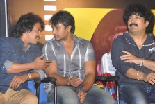 Upendra with Darshan and Gurukiran