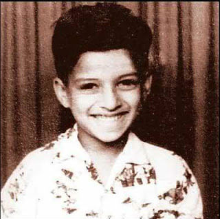 Vishnuvardhan childhood photo
