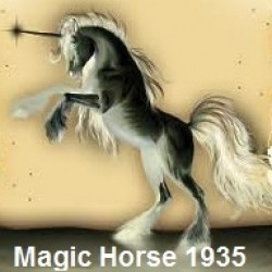Magic Horse Movie Poster