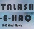 Talash-E-Haq Movie Poster