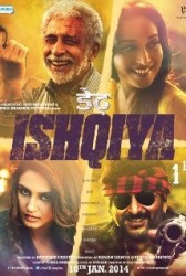 Dedh Ishqiya Movie Poster