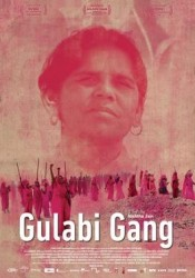 Gulabi Gang Movie Poster