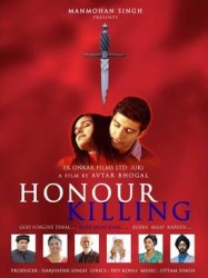 Honour Killing Movie Poster