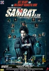 Samrat & Co. Movie Poster