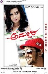 Addhoori Movie Poster