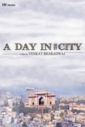 A Day in the City Movie Poster